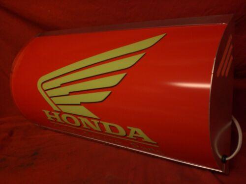 Honda,lightup,sign,illuminated,classic,display,mancave,garage,fireblade,bike,3