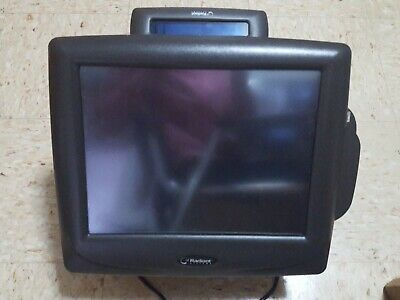 Ncr Radiant P1520 Pos Touch Screen Terminal Wmsr Mn P1520-0351-bb