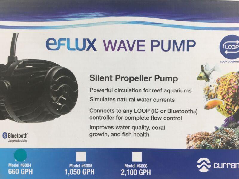 Current USA Black Eflux Accessory Wave Pump 660 GPH