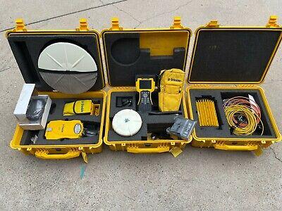 Trimble 5800 5700 Gps Rtk Survey 410 - 430 Mhz Trimmark Iii 3 Tsc2 Zephyr Kit
