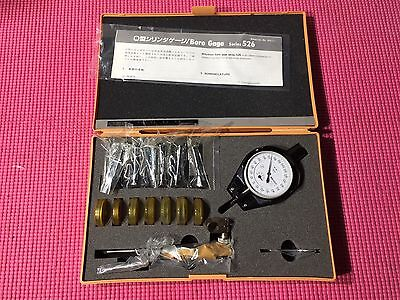 Mitutoyo Split Bore Gage Hole Inside Micrometer Gage 3.7 To 7.3mm 1um Grad