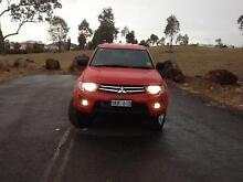 2014 Mitsubishi Triton Ute Gungahlin Gungahlin Area Preview