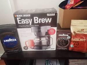 Easy Brew Coffee Maker
