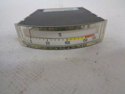 New Transcat Ge Ye287 44a722957-00u Meter 0-10vdc Scale 0-180