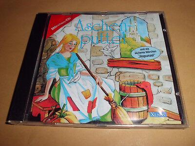 Xenos Märchen-CD ASCHENPUTTEL + RAPUNZEL Hörbuch CD für Kinder GUT!!! ()