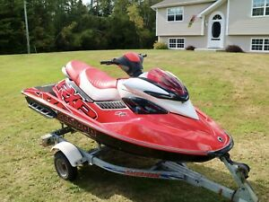 2007 seadoo rxp 215 HP supercharged