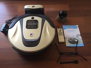 Robot Vacuum with remote & virtual  wall. Currans Hill Camden Area Preview
