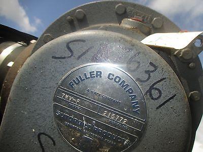 Sutorbilt Fuller Blower 7mvf Rotates Smooth
