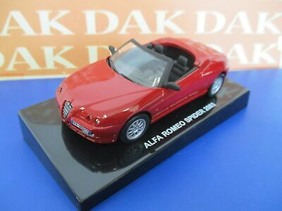Die cast 1/43 Modellino Auto Alfa Romeo Spider 2003