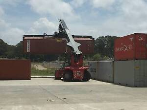20' B Grade Shipping Containers delivered to Dungog, NSW Dungog Dungog Area Preview