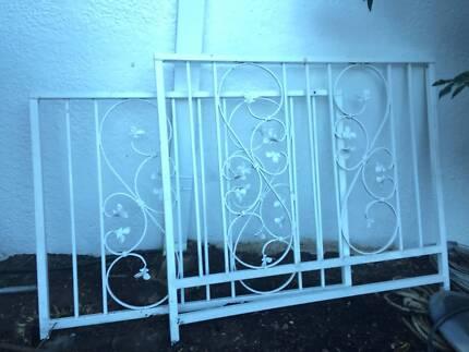 garage roller door, wrought iron rails, copper Randwick Eastern Suburbs Preview
