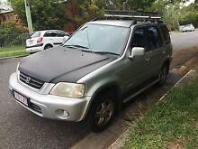 2000 Honda CR-V Sport Woolloongabba Brisbane South West Preview