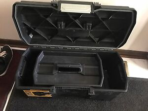 Dewalt Tools box brand new