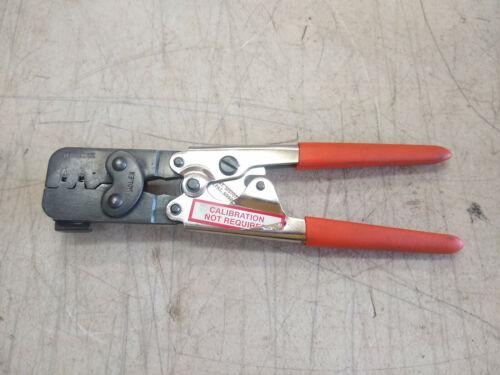 MOLEX HTR1031E HAND CRIMP TOOL