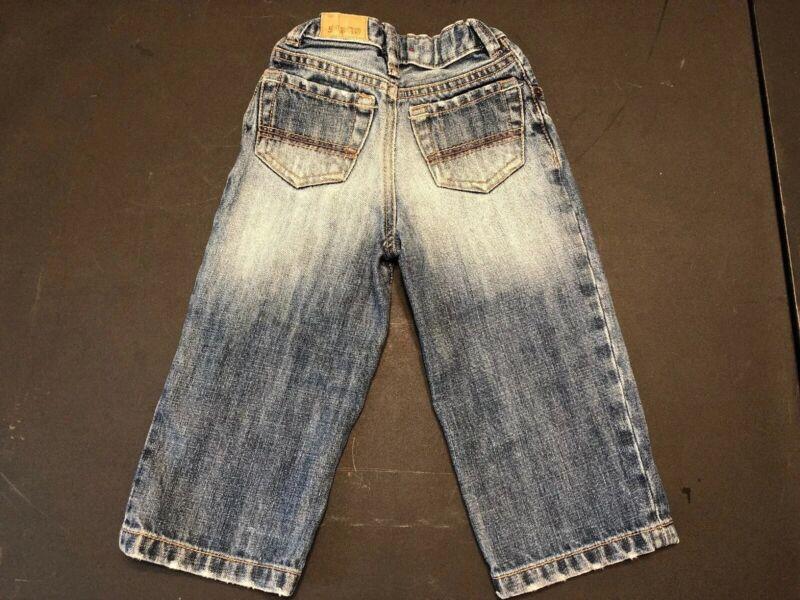Infant Boys 1989 Place Medium Wash Jeans/Size 24 Months