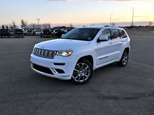 2019 Jeep Grand Cherokee Summit | DIMOND QUILTED LEATHER |