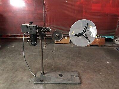 Rapid Air Model P1vr Electric Stock Reel Sn 376