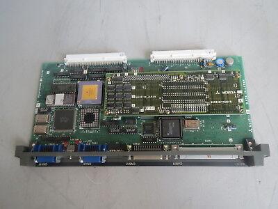 Traub Mitsubishi Circuit Board Mc161b-1 Mc161-1 Bn634a097g53 Mc853a Remi