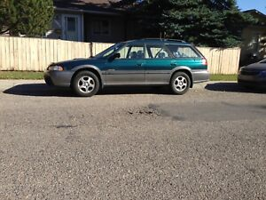 1997 Legacy Outback (ReadDescription) OBO