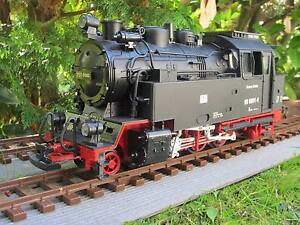 Radio-Steam-Locomotive-G-Scale-Train-Type-99-Of-DR-Sound-For-LGB