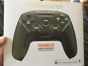 Nimbus wireless game controller