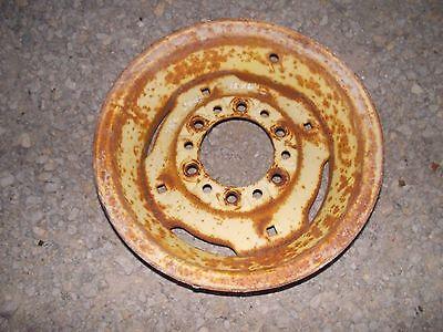 John Deere Tractor Jd Press Steel 15x6 Wide Tractor Rim Ih Farmall Oliver Ford
