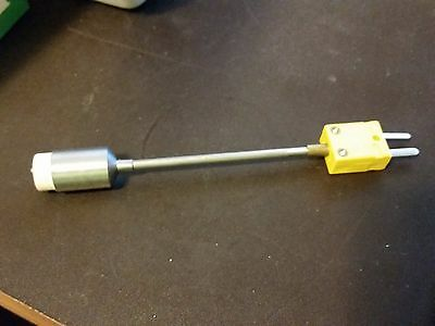 Type K Straight Surface Temp Probe Rigid Sold Each