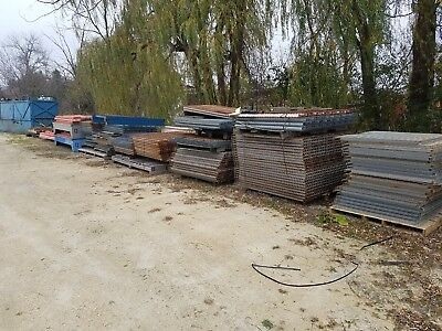 Pallet Rack Wire Deckingwire Mesh Deck Sizes In Listing Specify When Purchace