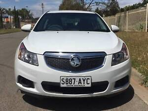 2012 Holden Cruze Sedan Automatic 103xxxkms $9888