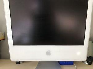 iMac 1.5 tb hard drive with keyboard