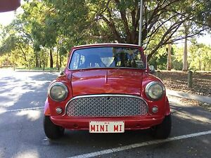 Immaculate Condition 1969 Morris Mini - will remove once sold Gosnells Gosnells Area Preview
