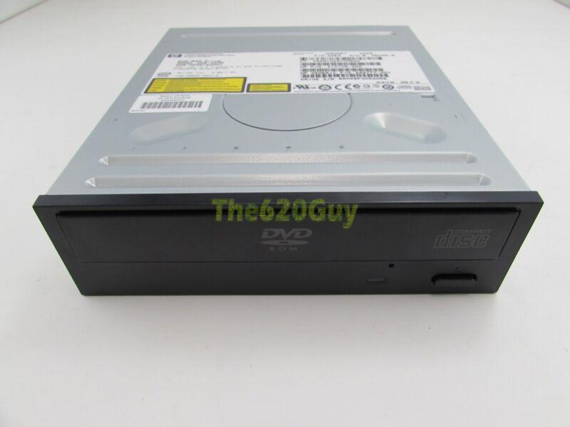 "HP 447464-001 GDR-H20N 16x DVD-ROM DVD Reader 5.25"" Black SATA Optical Drive ODD"