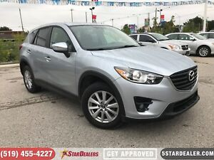 2016 Mazda CX-5 GS | NAV | CAM | ROOF | HEATED SEATS