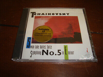 Tchaikovsky: Swan Lake Suite; Symphony No. 5  Audiophile CD
