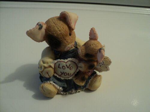 This Little Piggy Figurine I