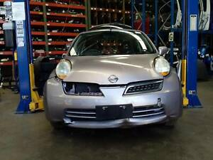 2010 Nissan Micra K12 1.4L Petrol Auto *WRECKING for PARTS* S383 Neerabup Wanneroo Area Preview