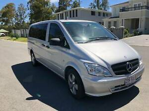 2012 Mercedes-benz Valente 5 Sp Automatic 4d Wagon