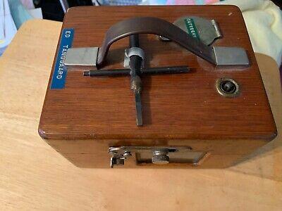 Vintage Benzing Original Brevete Pigeon Racing Clock