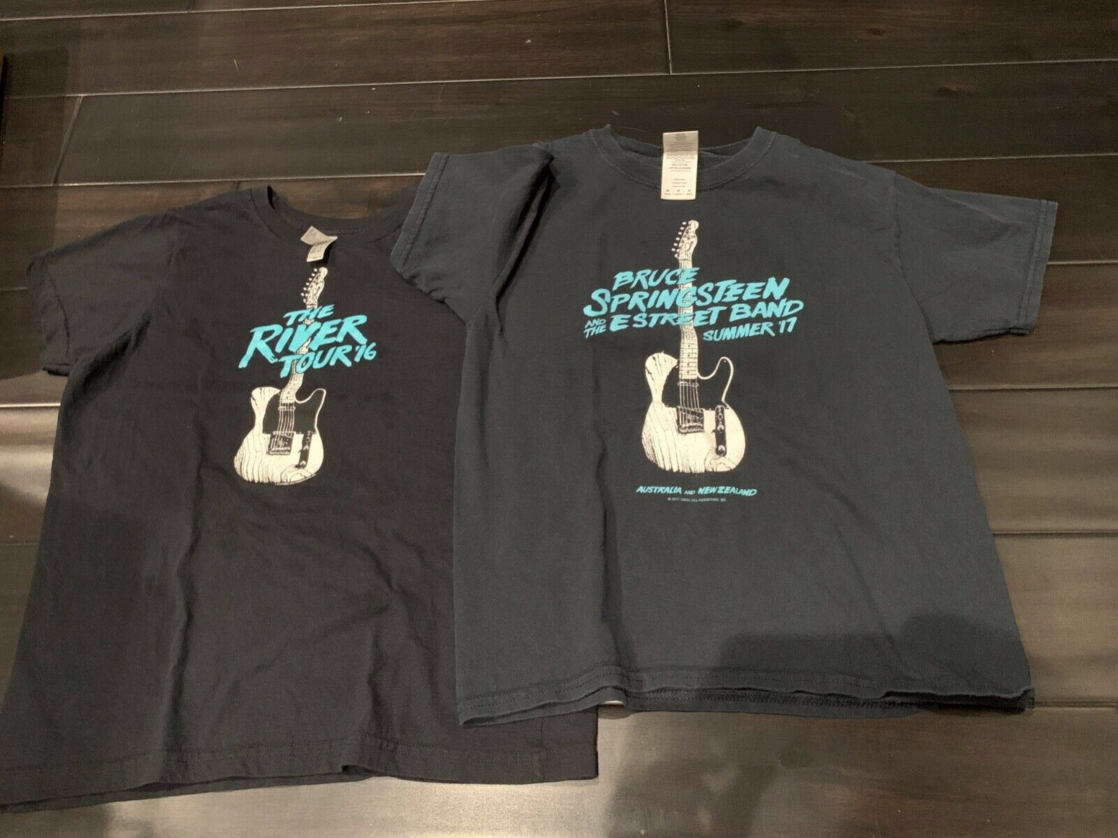 Bruce Springsteen And The E Street Band Youth River Tour Tshirts US Australia - $8.99