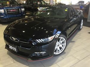 2015 Ford Mustang 5.0 GT, PREMIUM PACKAGE, 50TH *ONLY 4900KM*