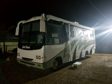Motorhome New Angle Vale Playford Area Preview