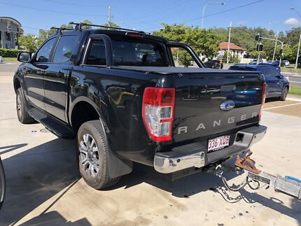 Ford Ranger XLS black tub (dual cab)