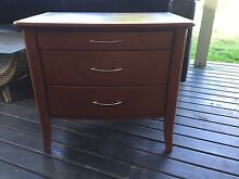 Wooden bedside table Curl Curl Manly Area Preview
