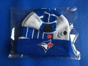 Toronto Blue Jays R2d2 Toque (STAR WARS)