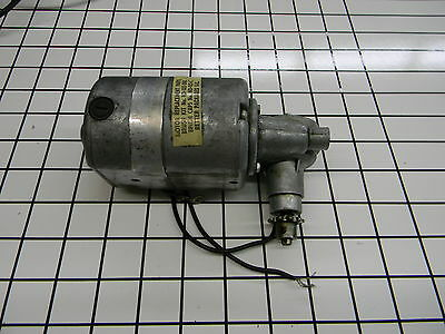 Better Pack 555S / 555L ND105 110vac Drive Motor A2 (Better Pack 555s)