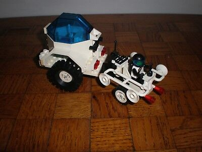 Lego lot space futuron 6885 Crater Crawler 100% complet