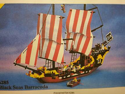 Lego Set 6285 Black Seas Barracuda St Marys Mitcham Area Preview