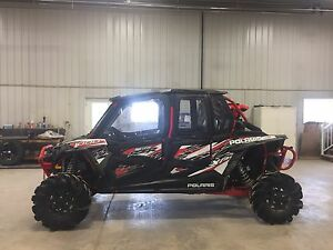 2016 RZR 4 1000 HIGHLIFTER