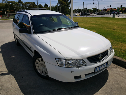 2002 Holden Commodore VY Executive Wagon with Long Rego and RWC!