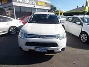 2014 Mitsubishi Outlander Wagon Burnie Burnie Area Preview